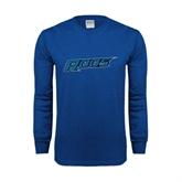 Royal Long Sleeve T Shirt-Roos