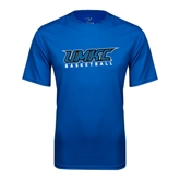 Syntrel Performance Royal Tee-Basketball