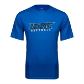 Performance Royal Tee-Softball