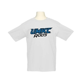 Youth White T Shirt-UMKC Roos