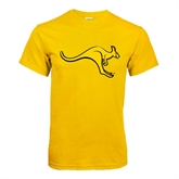 Gold T Shirt-Roo