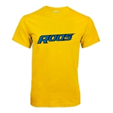 Gold T Shirt-Roos