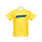 Youth Gold T Shirt-Roos