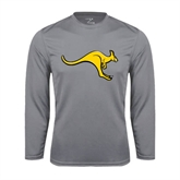 Performance Steel Longsleeve Shirt-Roo