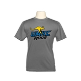 Youth Syntrel Performance Steel Training Tee-UMKC Roos w/Roo