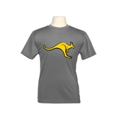 Youth Syntrel Performance Steel Training Tee-Roo