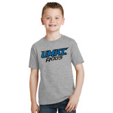 Youth Grey T-Shirt-UMKC Roos
