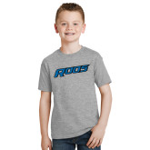 Youth Grey T-Shirt-Roos