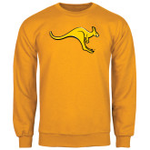 Gold Fleece Crew-Roo