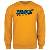 Gold Fleece Crew-Basketball