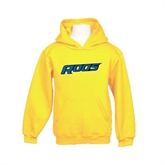 Youth Gold Fleece Hood-Roos