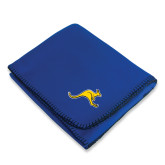 Royal Arctic Fleece Blanket-Roo