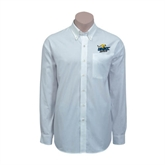 Red House White Long Sleeve Shirt-UMKC Roos w/Roo