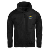 Black Charger Jacket-UMKC Roos w/Roo
