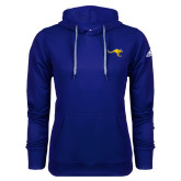 Adidas Climawarm Royal Team Issue Hoodie-Roo