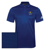 Adidas Climalite Royal Game Time Polo-UMKC Roos w/Roo