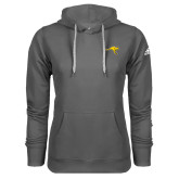 Adidas Climawarm Charcoal Team Issue Hoodie-Roo