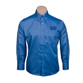 Red House French Blue Long Sleeve Shirt-UMKC Roos