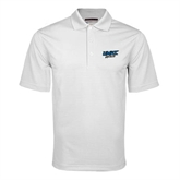 White Mini Stripe Polo-UMKC Roos
