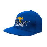 Royal OttoFlex Flat Bill Pro Style Hat-UMKC Roos w/Roo