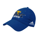 Adidas Royal Slouch Unstructured Low Profile Hat-UMKC Roos w/Roo