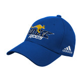 Adidas Royal Structured Adjustable Hat-UMKC Roos w/Roo