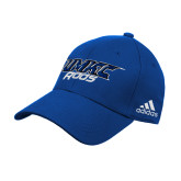 Adidas Royal Structured Adjustable Hat-UMKC Roos
