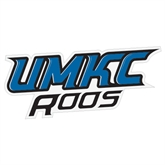 Extra Large Magnet-UMKC Roos, 18 in W