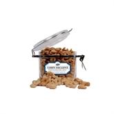 Cashew Indulgence Small Round Canister-UMKC Roos w/Kangaroo