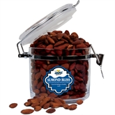 Almond Bliss Round Canister-UMKC Roos w/Kangaroo