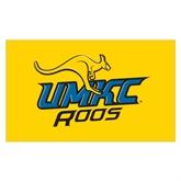 3 ft x 5 ft Flag-UMKC Roos w/Roo