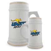 Full Color Decorative Ceramic Mug 22oz-UMKC Roos w/Roo