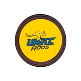 Round Coaster Frame w/Insert-UMKC Roos w/Roo