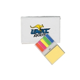 Micro Sticky Book-UMKC Roos w/Roo