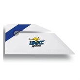 Angled Blue Stripe Letter Opener-UMKC Roos w/Roo
