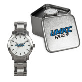 Mens Stainless Steel Fashion Watch-UMKC Roos