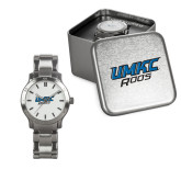 Ladies Stainless Steel Fashion Watch-UMKC Roos