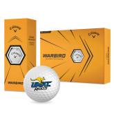 Callaway Warbird Golf Balls 12/pkg-UMKC Roos w/Roo