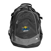 High Sierra Black Titan Day Pack-UMKC Roos w/Roo