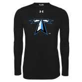 Under Armour Black Long Sleeve Tech Tee-Lighthouse