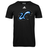 Adidas Climalite Black Ultimate Performance Tee-The U