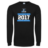 Black Long Sleeve T Shirt-Class Of - Banners, Personalized year
