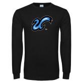 Black Long Sleeve T Shirt-The U