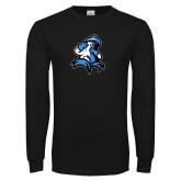 Black Long Sleeve T Shirt-Fighting Beacon
