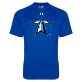 Under Armour Royal Tech Tee-Lighthouse