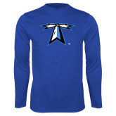 Performance Royal Longsleeve Shirt-Lighthouse