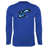 Performance Royal Longsleeve Shirt-The U