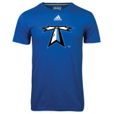 Adidas Climalite Royal Ultimate Performance Tee-Lighthouse