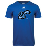 Adidas Climalite Royal Ultimate Performance Tee-The U