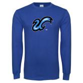 Royal Long Sleeve T Shirt-The U